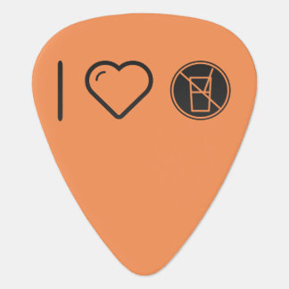 Cool Drinks Pitchers Guitar Pick