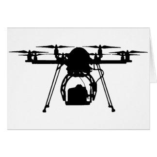 Cool Drone Bro Card