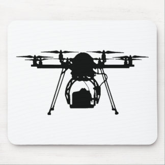 Cool Drone Bro Mouse Pad