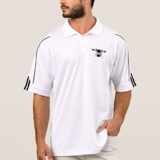 Cool Drone Bro Polo T-shirt
