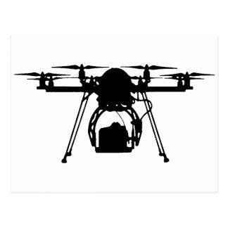 Cool Drone Bro Postcard