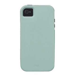Cool Duck egg blue - add own text, image, design Case-Mate iPhone 4 Case