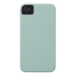 Cool Duck egg blue - add own text, image, design iPhone 4 Cases