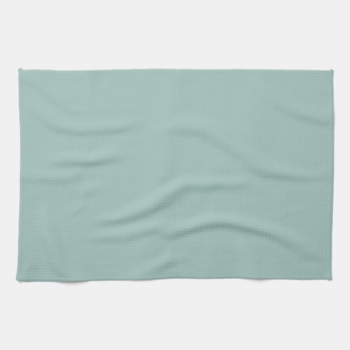 Cool Duck egg blue - add own text, image, design Towel