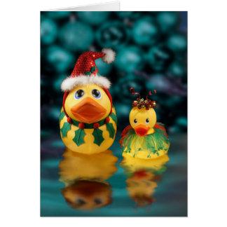Cool Duckies Card