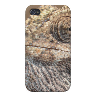 Cool Dude: Chameleon with itude Case For iPhone 4