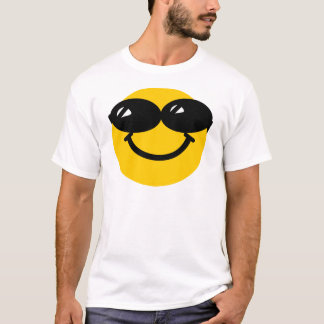 Cool dude smiley T-Shirt