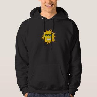 cool dude sun sunshine hoodie
