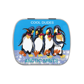 Cool dudes use Arctic Mints Candy Tin