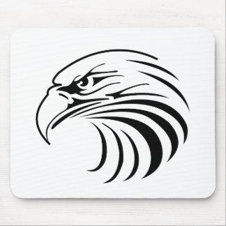 Cool Eagle Head - mousepad