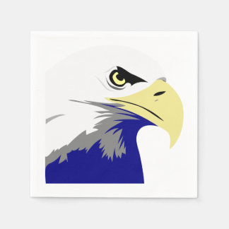 Cool Eagle Napkins