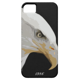 Cool Eagles Head Photo IPhone 5 Case