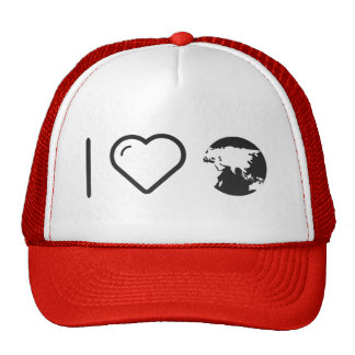 Cool Earth Mankinds Trucker Hat