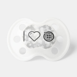 Cool Earth Travels BooginHead Pacifier