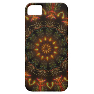 Cool electric design iPhone 5 cover