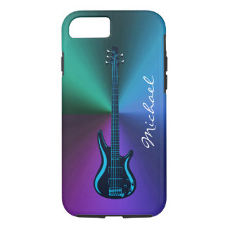 Cool Electric Guitar Personalized iPhone 7 Case