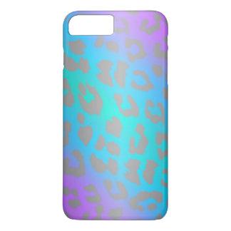 Cool Electric Leopard Fur Animal iPhone 7 Case