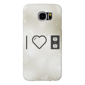 Cool Electric Sockets Samsung Galaxy S6 Cases