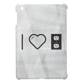 Cool Electric Sockets iPad Mini Cover