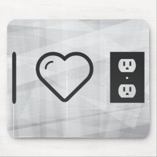 Cool Electric Sockets Mouse Pad