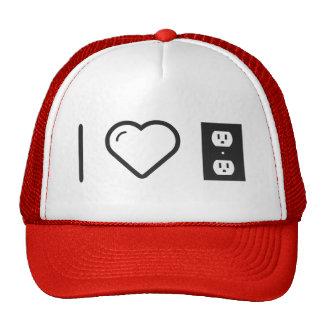 Cool Electric Sockets Trucker Hat