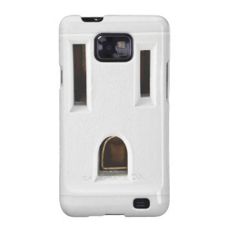 Cool electrical outlet samsung galaxy SII case