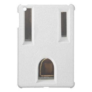Cool electrical outlet iPad mini covers