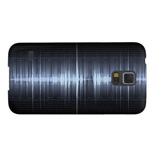 Cool Electrocardiogram Design Galaxy S5 Cover