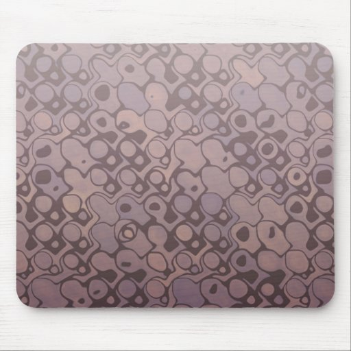 Cool elegant abstract light brown mousepad