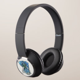 Cool Elephant Headphones