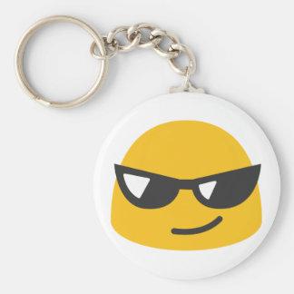 Cool Emoji Keychain