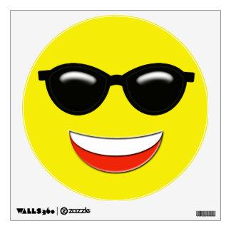 Cool  Emoji Wall Sticker