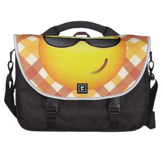 Cool Emoticon Laptop Computer Bag