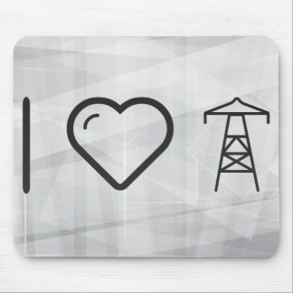 Cool Energy Posts Mouse Pad