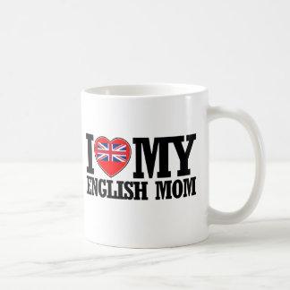 cool English  mom designs Coffee Mug