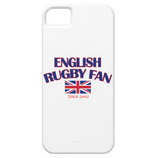 cool English rugby fan DESIGNS iPhone SE/5/5s Case