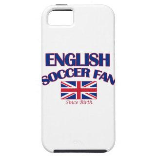 cool english soccer fan DESIGNS iPhone SE/5/5s Case