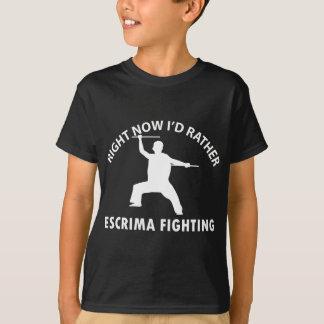 cool Escrima  designs T-Shirt