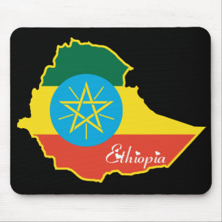 Cool Ethiopia Mouse Pad