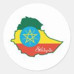 Cool Ethiopia Stickers