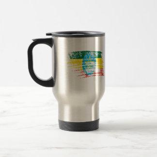 Cool Ethiopian flag design Mug