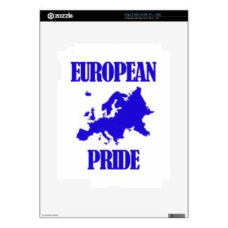 cool European designs iPad 2 Skin