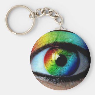 COOL EYE KEYCHAIN