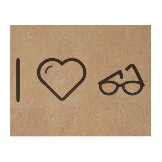 Cool Eyeglasses Qualities Cork Paper