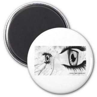 Cool Eyes Magnet