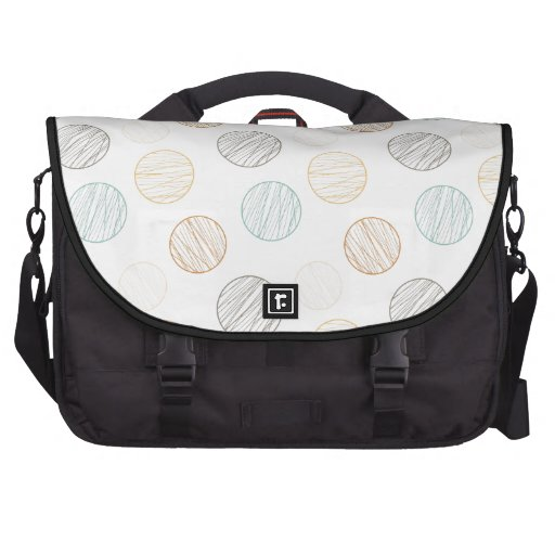 Cool Faded Colorful Balls of Yarn Pattern Gifts Commuter Bags
