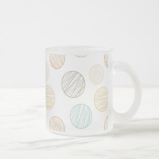 Cool Faded Colorful Balls of Yarn Pattern Gifts Coffee Mugs