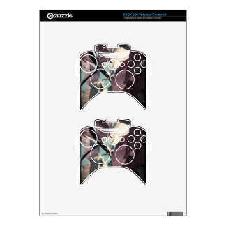 Cool Fall Leaves II Xbox 360 Controller Skins