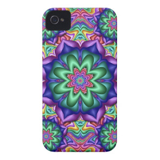 Cool Fantasy Flowers iPhone 4 universal case