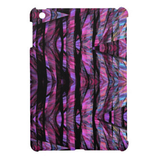 Cool fantasy stained glass design iPad mini cover